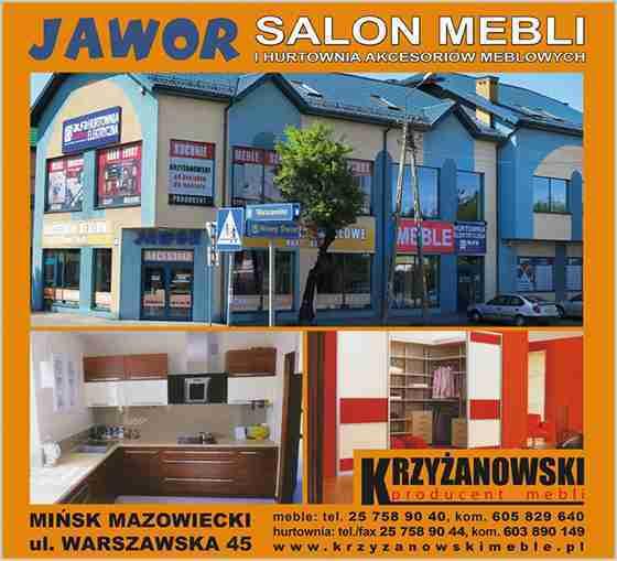 P P U H Krzyzanowski Meble Na Wymiar Minsk Mazowiecki Stoly